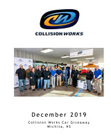 Collision Works car giveaway Dec 2019